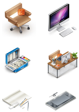 IsoIcons – Workspace