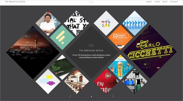 Bien connu Original And Innovative Web Layouts — Smashing Magazine MO52