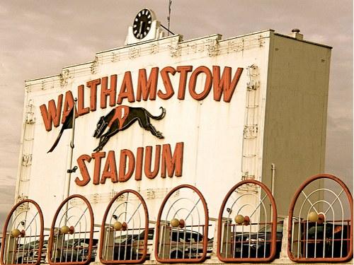 Vintage Signage - Walthamstow Stadium