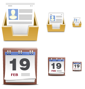 Free Icon Sets - usercenter calendar