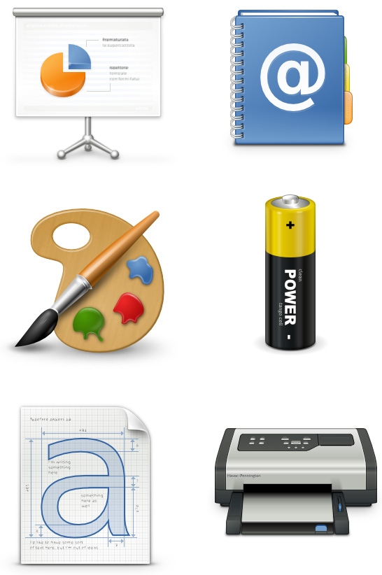 Gnome Icon Theme