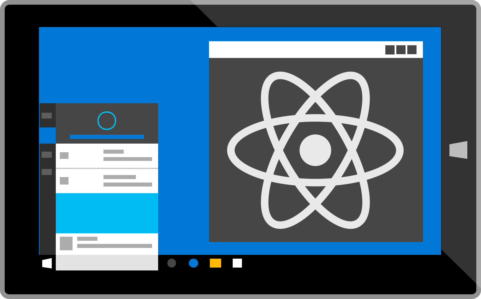 Creating Universal Windows Apps With React Native — Smashing