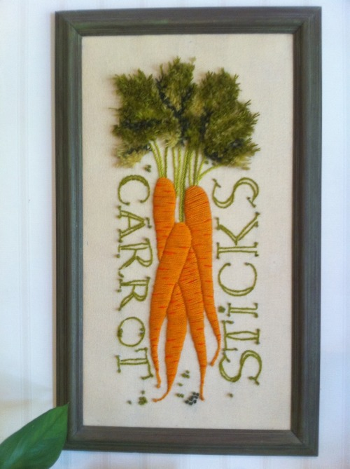 Wayfinding and Typographic Signs - carrot-sticks