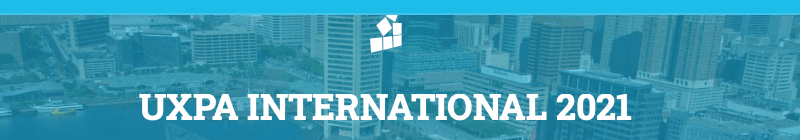 UXPA International 2021