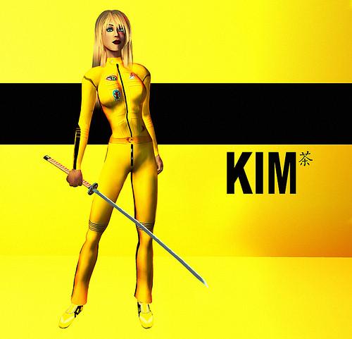 Kim by yann.mip.