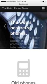 iPhone screenshot full optimization