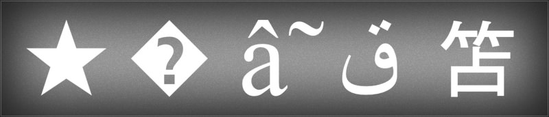 Unicode For A Multi-Device World — Smashing Magazine