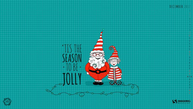 'Tis The Season To Be Happy