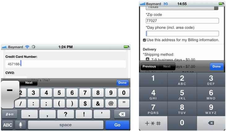 A Guide To Designing Touch Keyboards (With Cheat Sheet