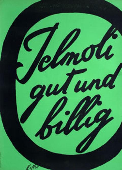Ernst Keller's work