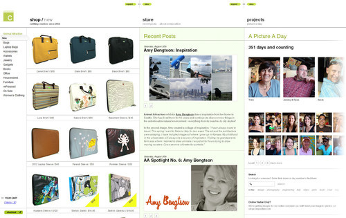 Showcase of Unusual Layouts - ShopComposition | Composition | Outfitting Designers Since 2003
