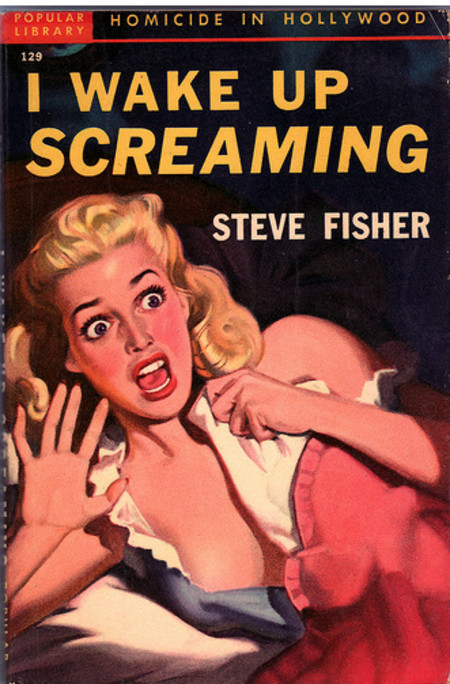 Vintage and Retro - I Wake Up Screaming 1941