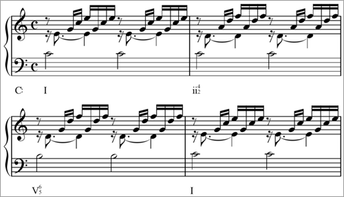 Well-Tempered Clavier, Book I, Prelude I