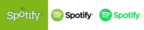 Spotify Logo Changes