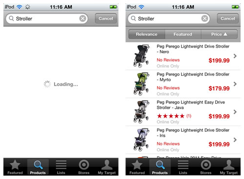 UI Patterns For Mobile Apps: Search, Sort And Filter