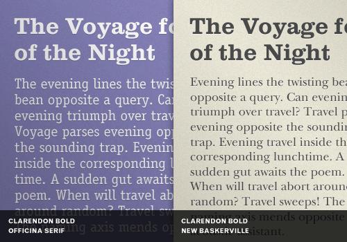 Best Practices Of Combining Typefaces — Smashing Magazine
