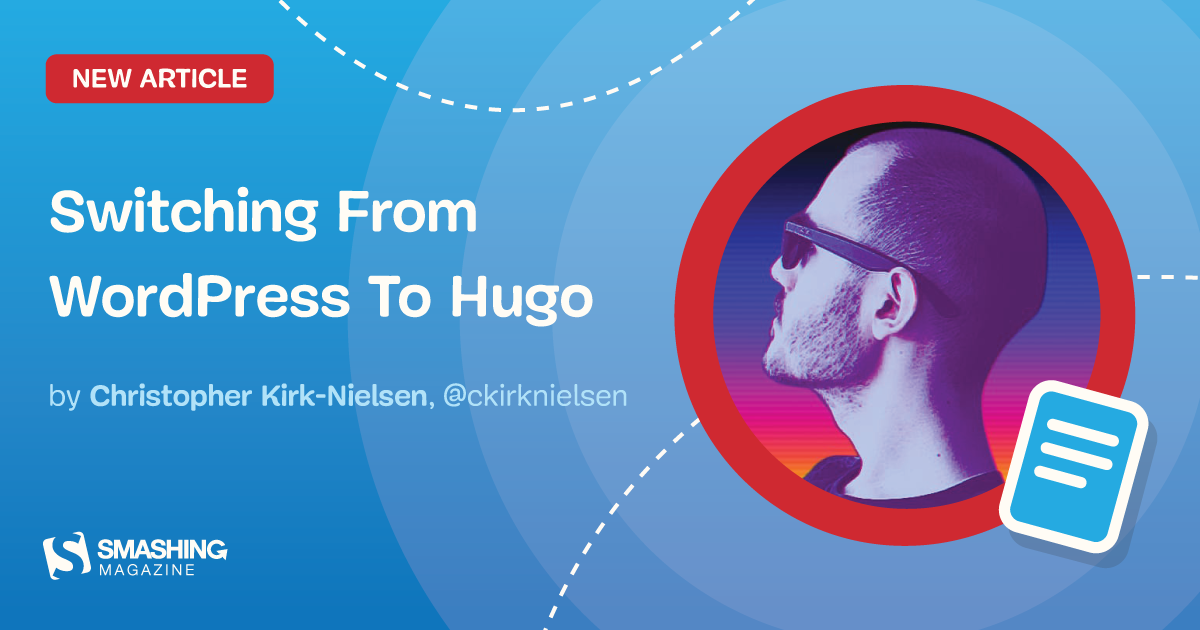 Switching From WordPress To Hugo