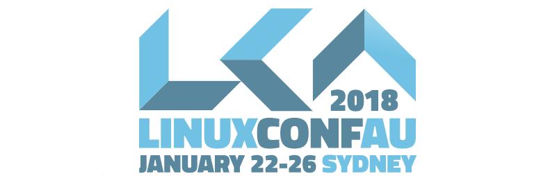 linux.conf.au 2018