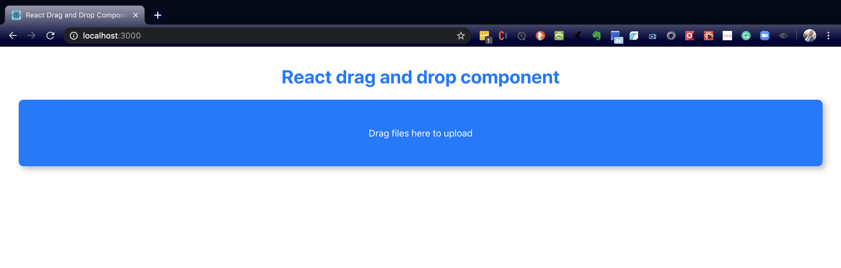 How To Use The HTML Drag-And-Drop API In React