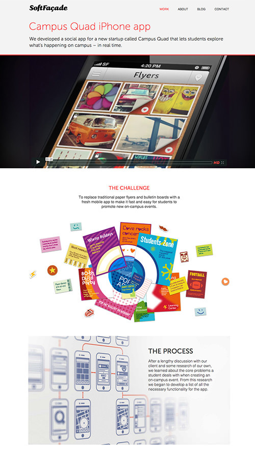 portfolio case study - Design Portfolio Ideas