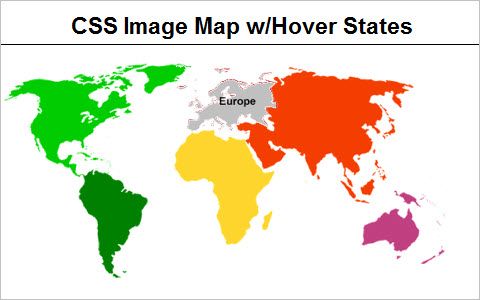 CSS Image Maps: A Beginner's Guide