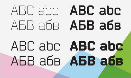 Fonts - Oleg Zhuravlev's Page