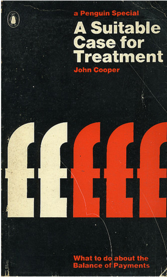 Book Covers - A Penguin Special - A Suitable Case for Treatment