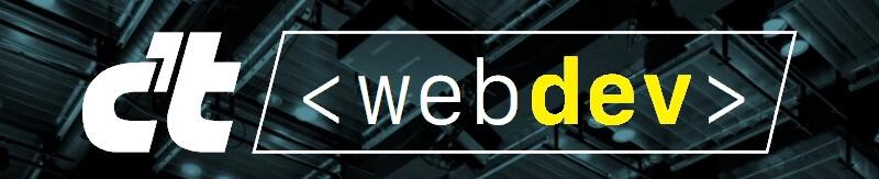 c't webdev