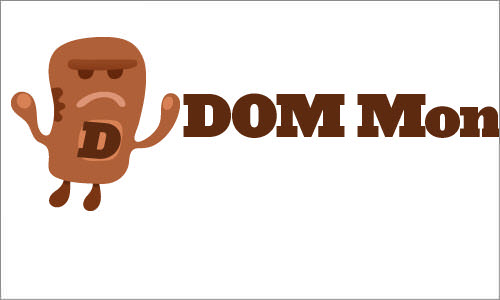 DOM Monster Bookmarklet