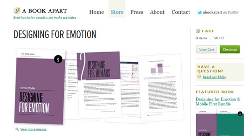 Design for Emotion by Aarron Walter