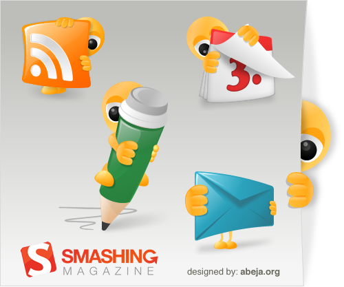 Smashing Icon Set