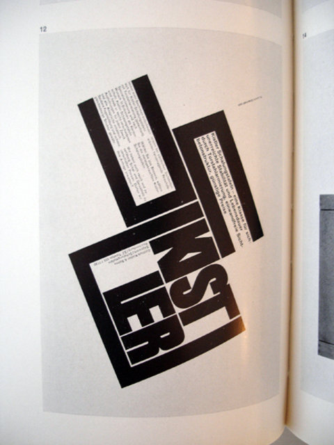 Swiss Graphic Design - Graphis 113 ? 1964