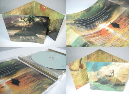 Six-Panel CD Package