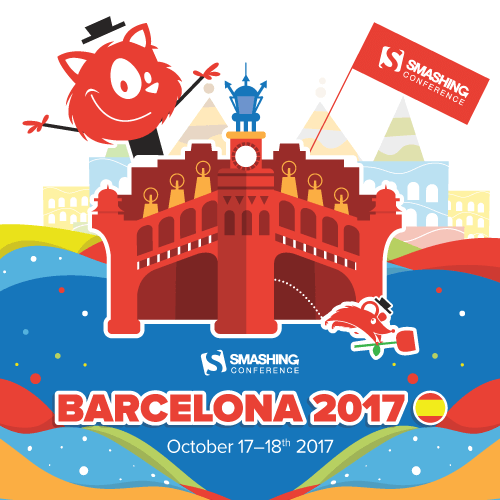 From Small CSS Tricks To Great Design Mysteries: SmashingConf Barcelona 2017