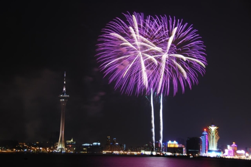 Fireworks Photos - Japanese Fireworks