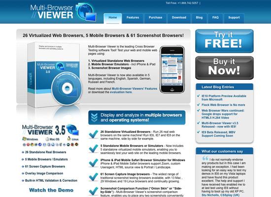 Review Of Cross-Browser Testing Tools — Smashing Magazine