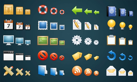 Free Icon Sets - nixus