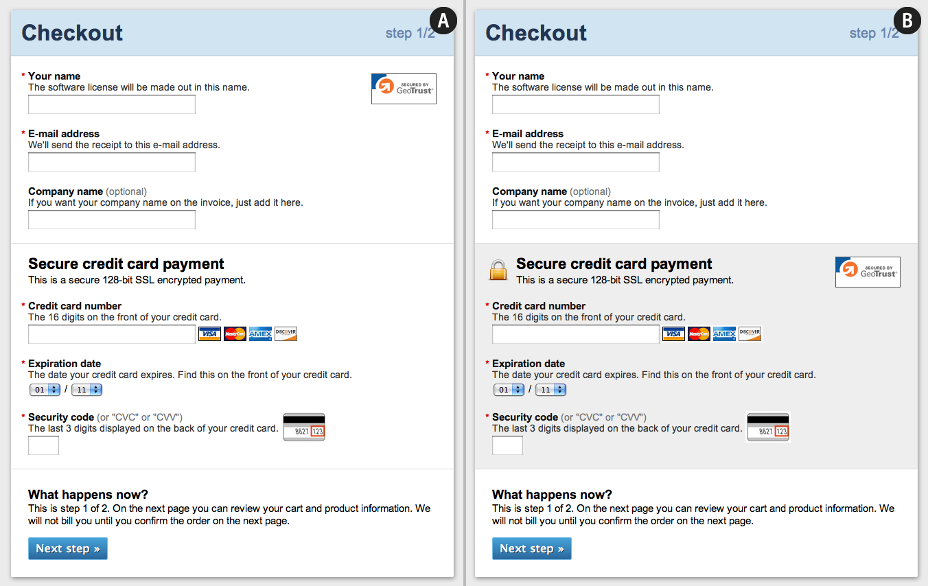 Fundamental Guidelines Of E Commerce Checkout Design Smashing Magazine