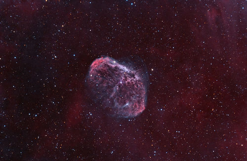 Space Photography - NGC6888