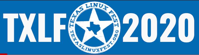 Texas Linux Fest 2020