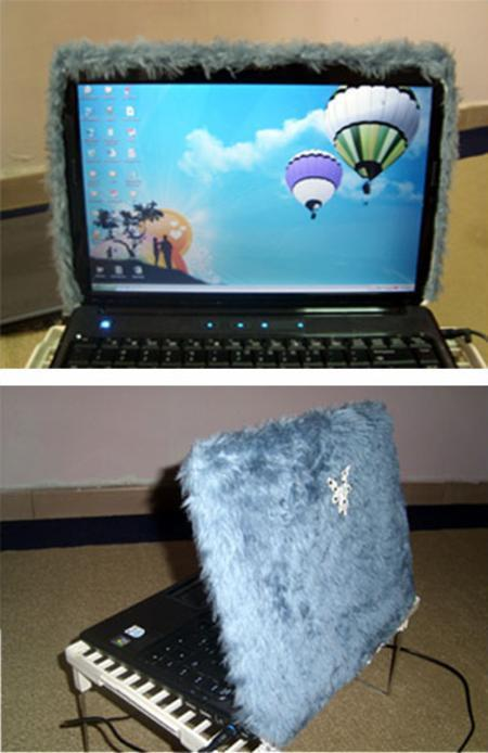 Laptop Designs - laptop cover by *craser on deviantART