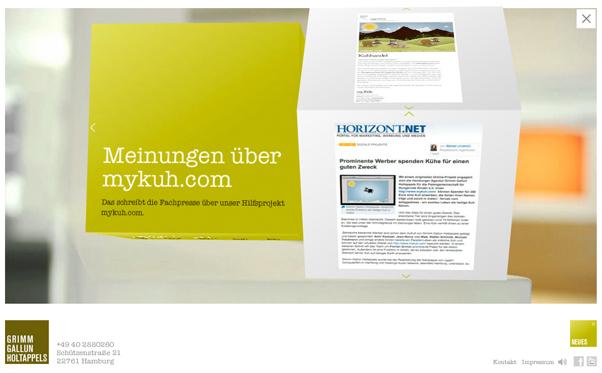 Grimm Gallun Holtappels's Website