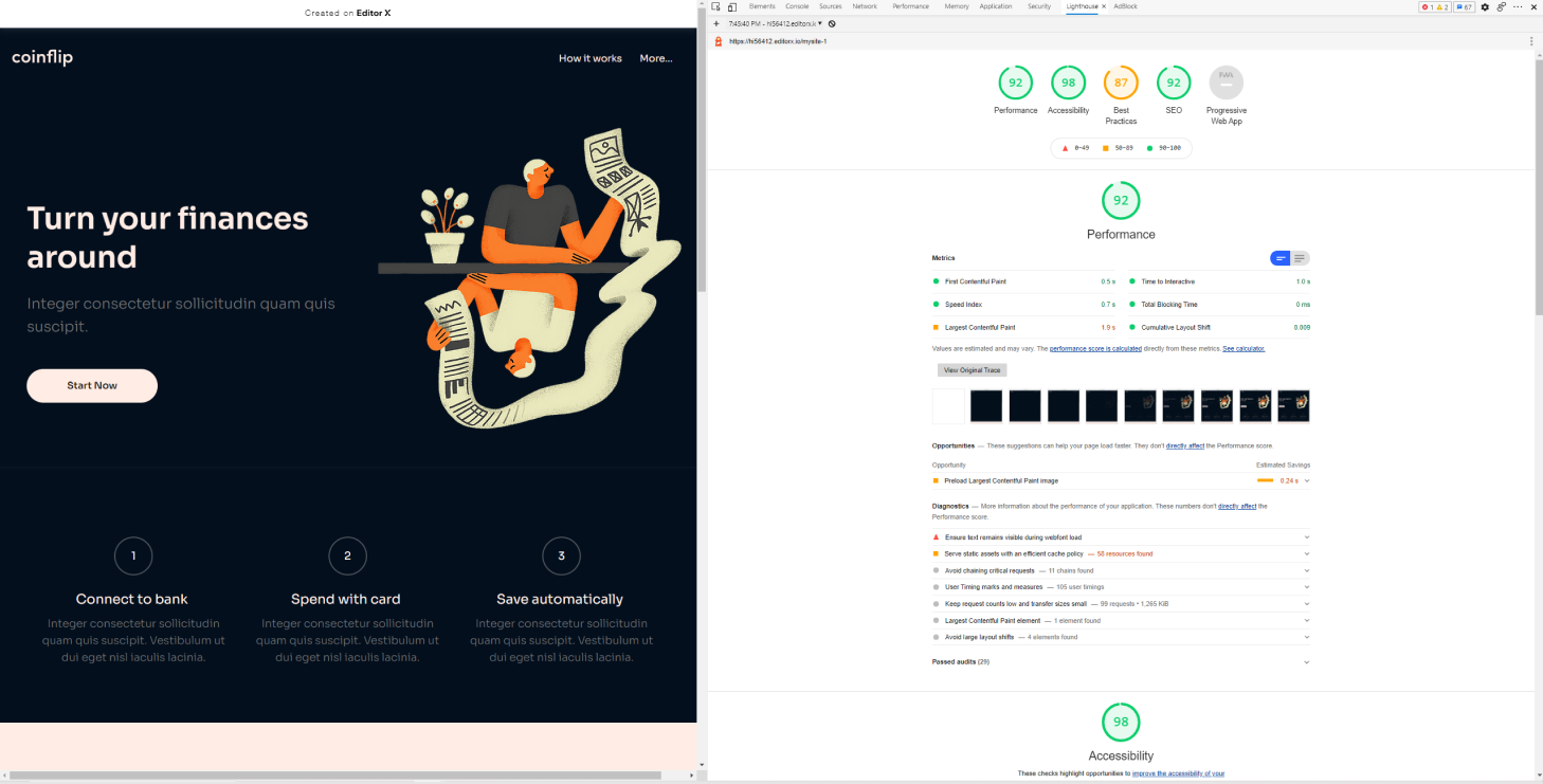 How To Build And Launch Responsive Websites Faster With Editor X