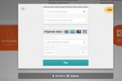 Gumroad's payment box