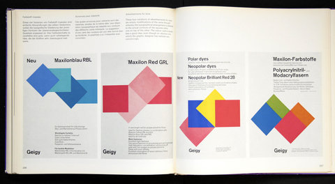 Swiss Graphic Design - abc verlag_publicity and graphic design in the chemical industry (82/91)