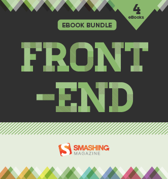 Front-End eBook Bundle (4 eBooks)