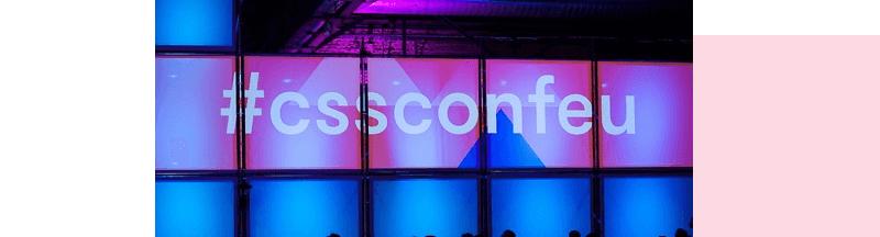 CSSconf EU 2019
