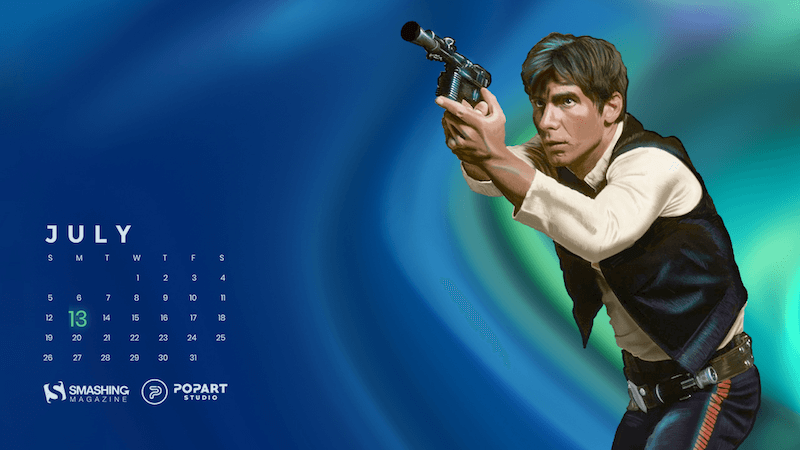 Happy Birthday, Harrison Ford!