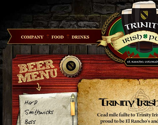 Trinity Irish Pub