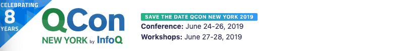 8th Edition of QCon New York